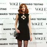 Brianda Fitz-James en la presentación del número de diciembre 2012 de Vogue España