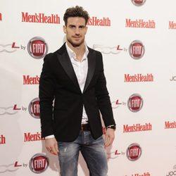 Aitor Ocio en los Premios Men's Health Hombres del Año 2012