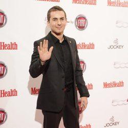 Jorge Lorenzo en los Premios Men's Health Hombres del Año 2012