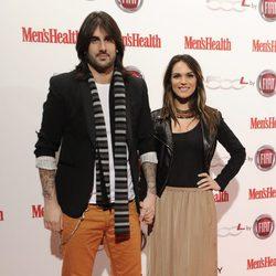 Melendi y Damaris en los Premios Men's Health Hombres del Año 2012