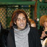 Antonio Carmona en el homenaje a Antonio Flores en el Rastrillo 2012