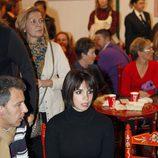 Elena Furiase en el homenaje a Antonio Flores en el Rastrillo 2012