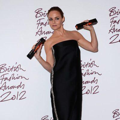 Stella McCartney en los British Fashion Awards 2012