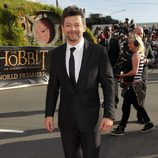Andy Serkis en el estreno de 'El Hobbit: Un viaje inesperado' en Nueva Zelanda
