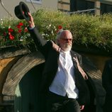John Callen en el estreno de 'El Hobbit: Un viaje inesperado' en Nueva Zelanda
