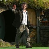Peter Jackson en el estreno de 'El Hobbit: Un viaje inesperado' en Nueva Zelanda