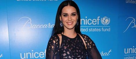 Katy Perry en la Unicef SnowFlake Ball 2012