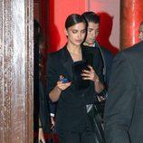 Irina Shayk y Cristiano Ronaldo tras la fiesta de Vogue España