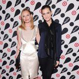 Kate Bosworth y Allison Williams en la presentación de la nueva colección de Neiman Marcus