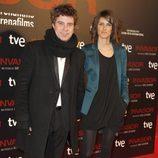 Javier Collado en el estreno de 'Invasor' en Madrid