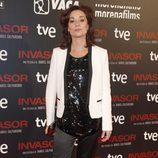 Silvia Espigado en el estreno de 'Invasor' en Madrid
