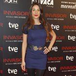 Raquel Quintana en el estreno de 'Invasor' en Madrid