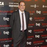 Karra Elejalde en el estreno de 'Invasor' en Madrid