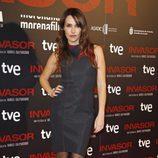 Patricia Vico en el estreno de 'Invasor' en Madrid