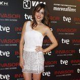 Adriana Ugarte en el estreno de 'Invasor' en Madrid