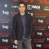 Álex González en el estreno de 'Invasor' en Madrid