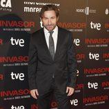 Antonio de la Torre en el estreno de 'Invasor' en Madrid