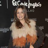 Cecilia Gómez en la apertura del Gourmet Experience en Madrid