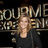 Natalia Sánchez en la apertura del Gourmet Experience en Madrid