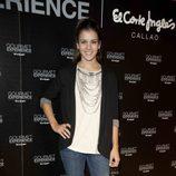 Sandra Blázquez en la apertura del Gourmet Experience en Madrid