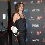 Sandra Barneda en la gala contra Sida 2012 de Barcelona