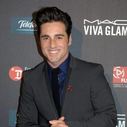 David Bustamante en la gala contra el Sida 2012 de Barcelona