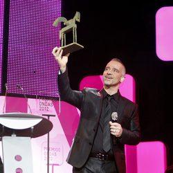 Eros Ramazzotti en los Premios Ondas 2012