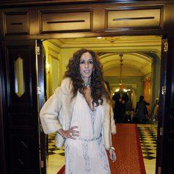 Rosario Flores en los Premios Ondas 2012