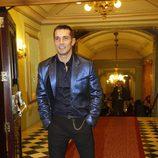 Jesús Vázquez en los Premios Ondas 2012