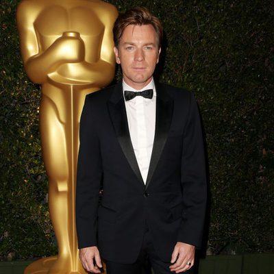 Ewan McGregor en los Governors Awards 2012