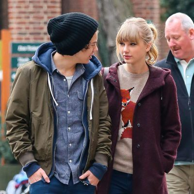 Harry Styles y Taylor Swift intercambian miradas