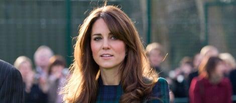 Última aparición de Kate Middleton antes de anunciar su embarazo