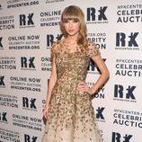 Taylor Swift en la gala RFK 2012 en Nueva York