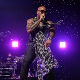Flo Rida en el concierto Jingle Ball 2012 en Los Angeles