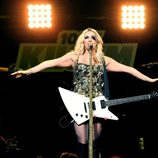 Kesha en el concierto Jingle Ball 2012 en Los Angeles