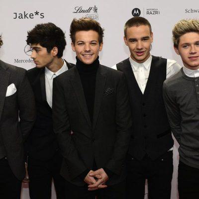 One Direction en los Premios Bambi