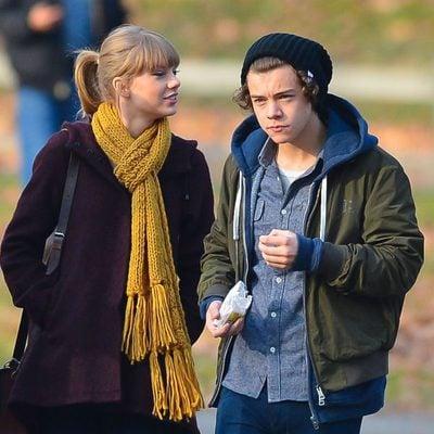 Harry Styles y Taylor Swift de paseo por Central Park