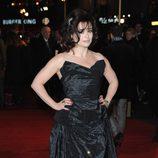 Helena Bonham Carter en el estreno de 'Los Miserables' en Londres