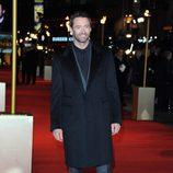 Hugh Jackman en el estreno de 'Los Miserables' en Londres