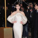 Anne Hathaway en el estreno de 'Los Miserables' en Londres
