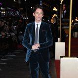 Eddie Redmayne en el estreno de 'Los Miserables' en Londres