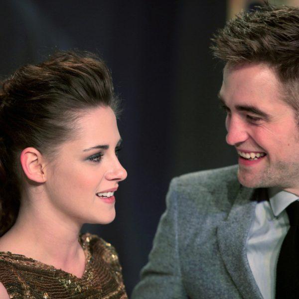 Robert Pattinson y Kristen Stewart: los vampiros más deseados