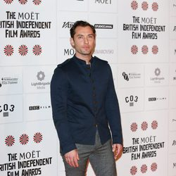 Jude Law en los British Independent Film Awards 2012