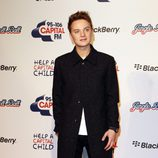 Conor Maynard en el concierto Jingle Ball 2012 de Londres