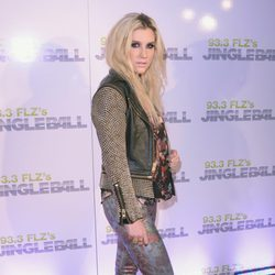 Ke$ha en el concierto Jingle Ball 2012 de Tampa