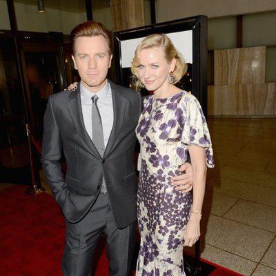 Ewan McGregor y Naomi Watts en el estreno de 'Lo imposible' en Los Ángeles