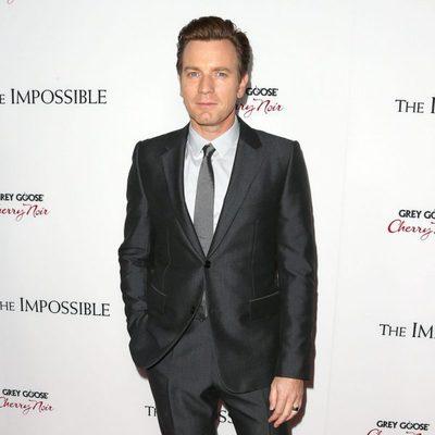 Ewan McGregor en el estreno de 'Lo imposible' en Los Ángeles