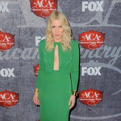 Natasha Bedingfield en el photocall de los American Country Awards 2012