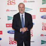 Vicente del Bosque en los Premios As del Deporte 2012