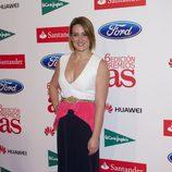 Mireia Belmonte en los Premios As del Deporte 2012